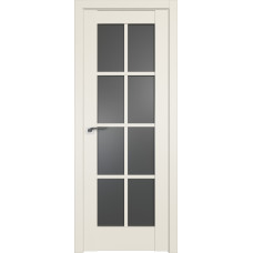 Дверь 101U Магнолия Сатинат