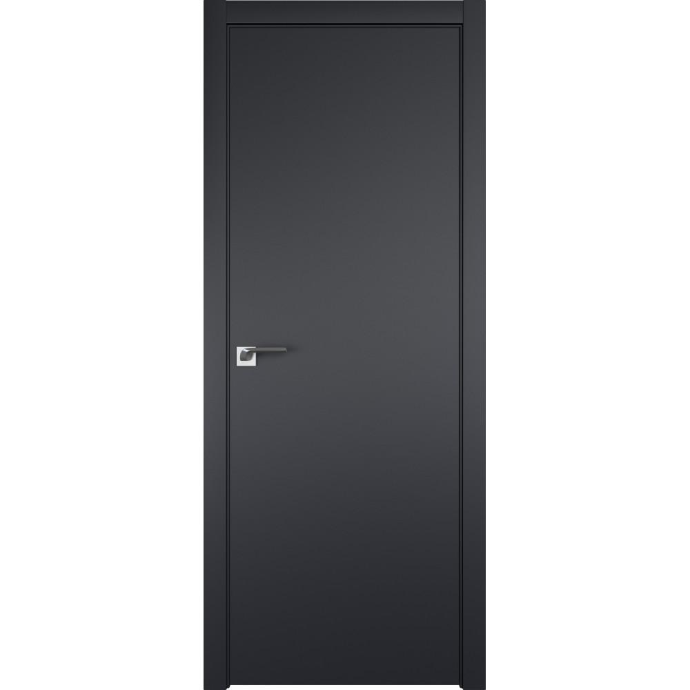 Profil Doors  1E Черный матовый
