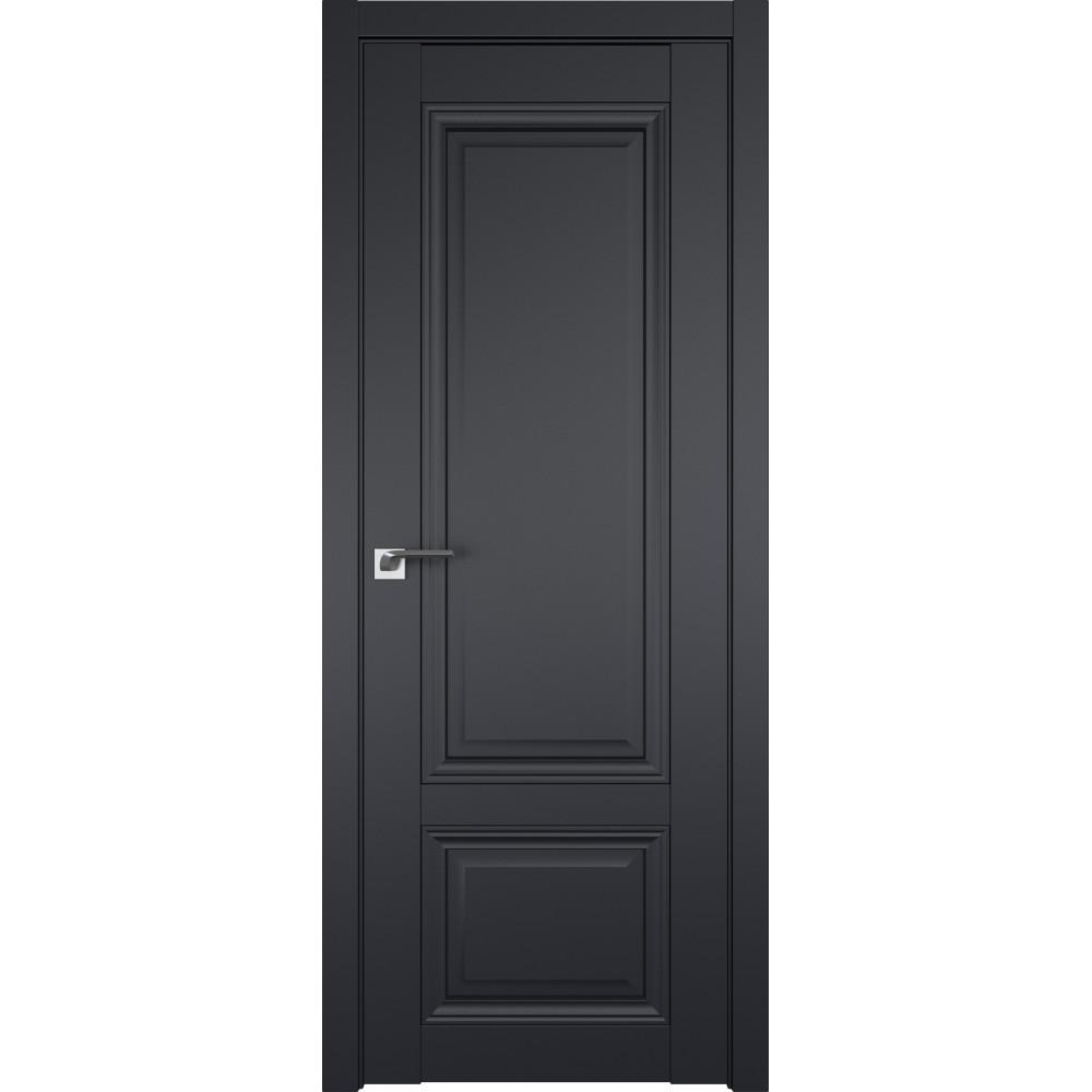 Дверь 2.102U Черный матовый