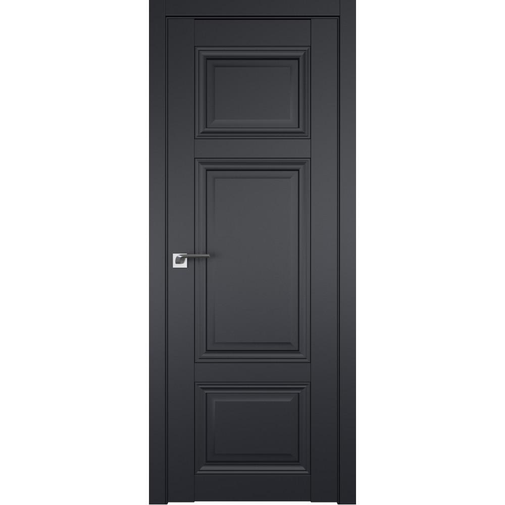 Дверь 2.104U Черный матовый