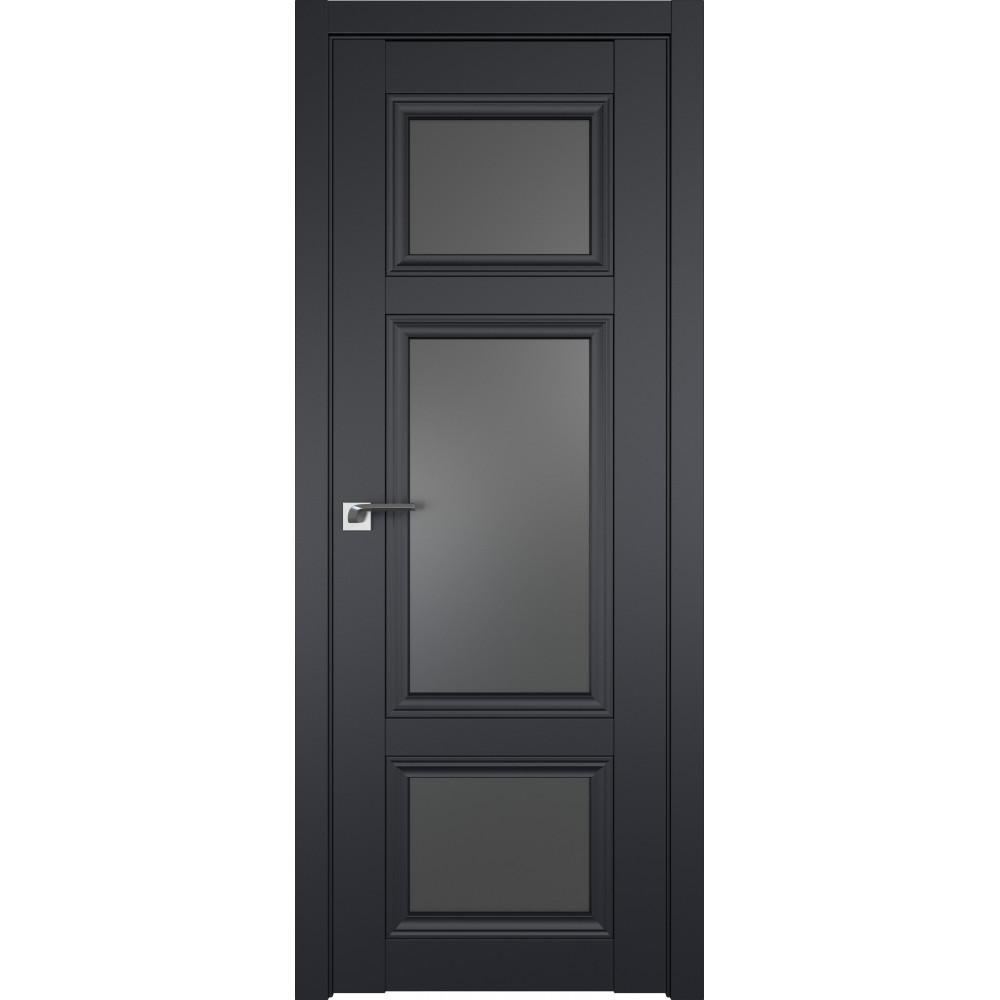 Дверь 2.105U Черный матовый