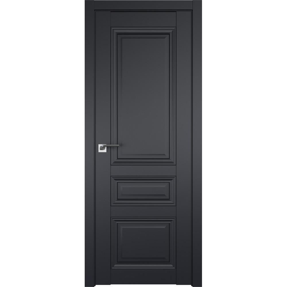 Дверь 2.108U Черный матовый