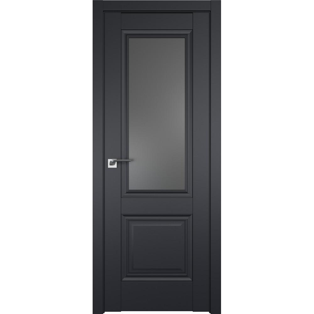 Дверь 2.37U Черный матовый