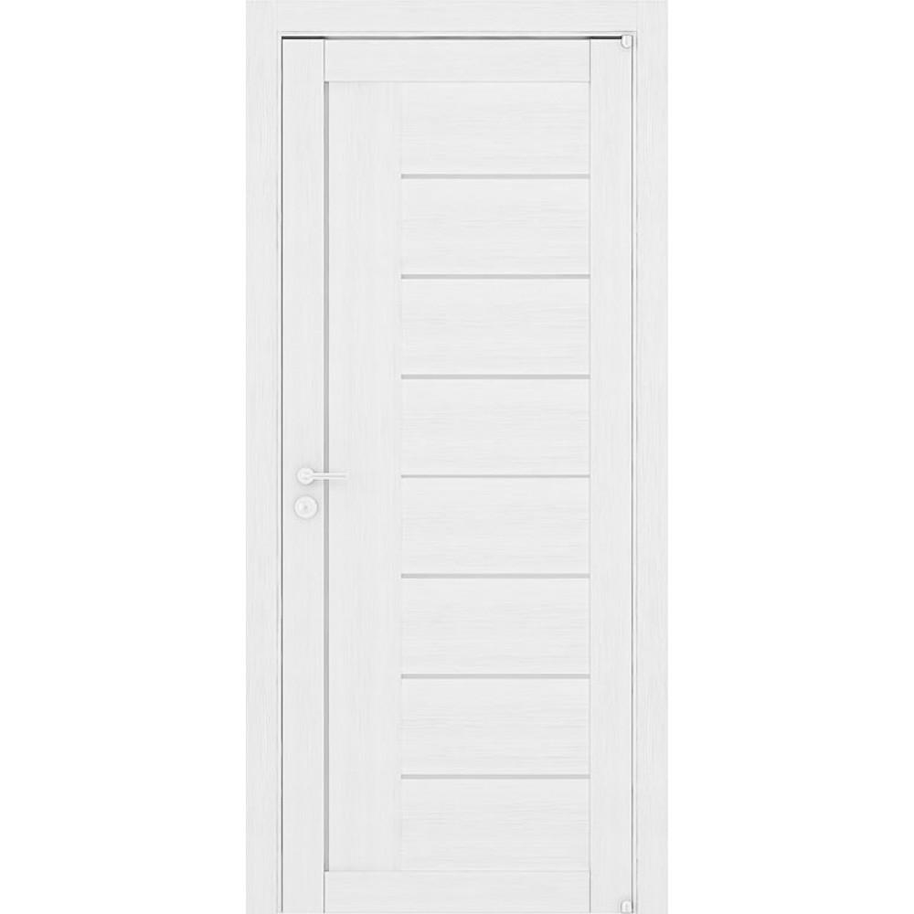 Uberture Дверь Light 2110 Велюр белый