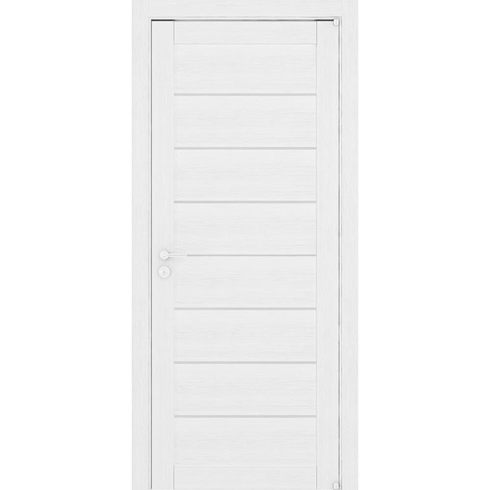 Дверь Light 2125 Велюр белый
