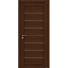 Дверь Light 2125 Вельвет орех