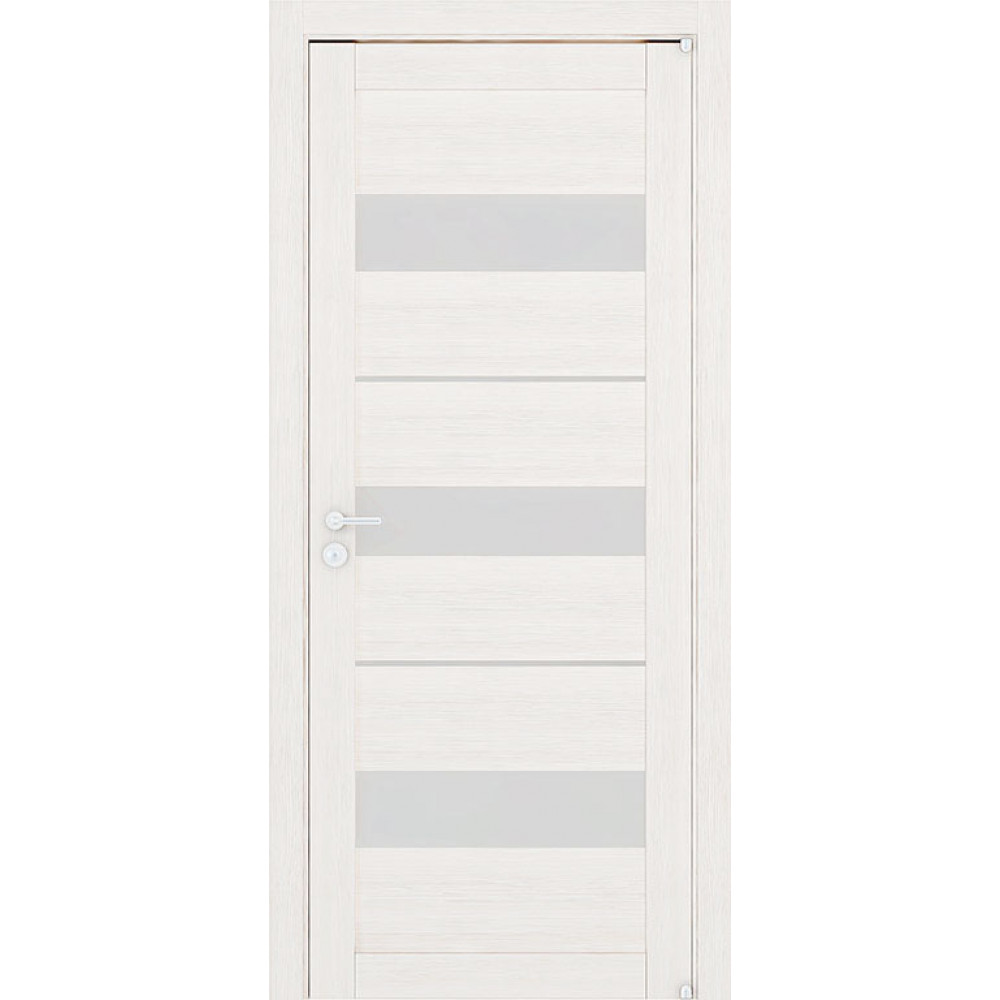 Uberture Дверь Light 2126 Велюр белый