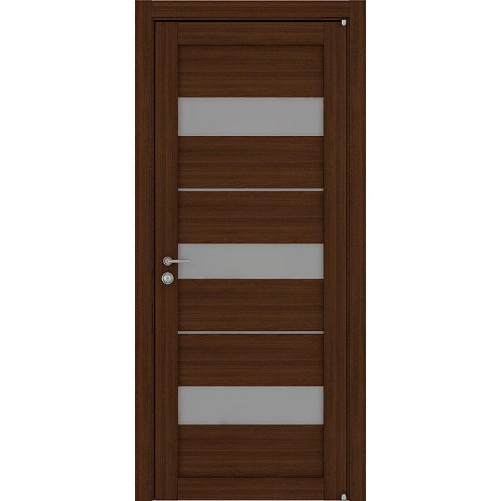 Дверь Light 2126 Вельвет орех