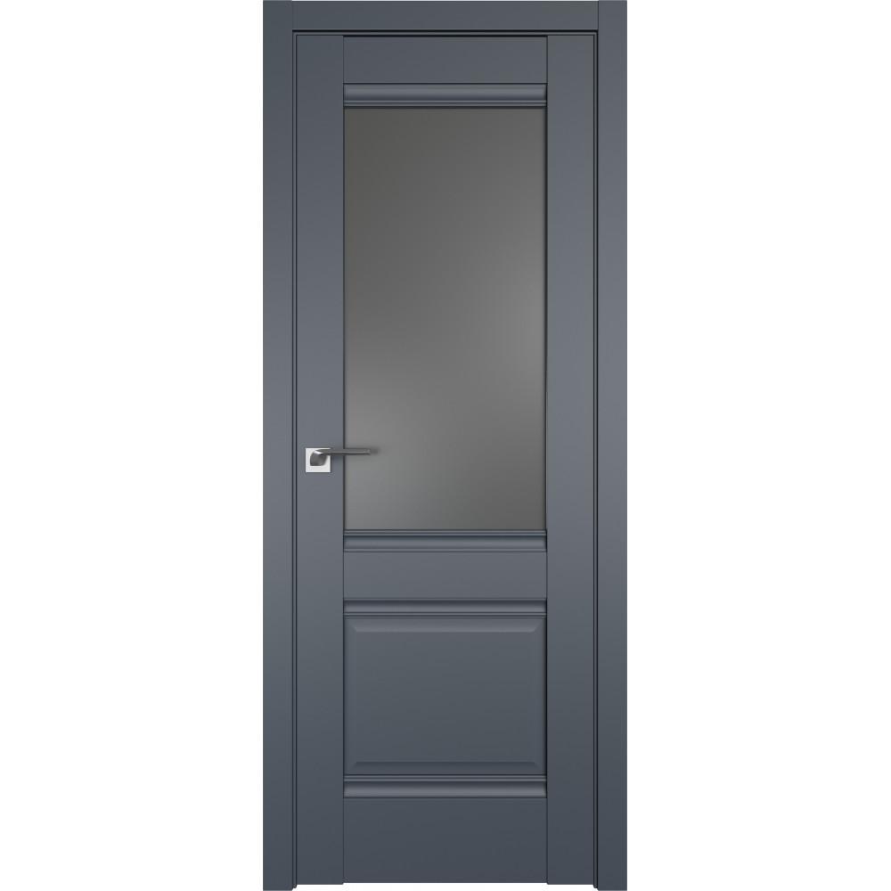 Дверь 2U Антрацит