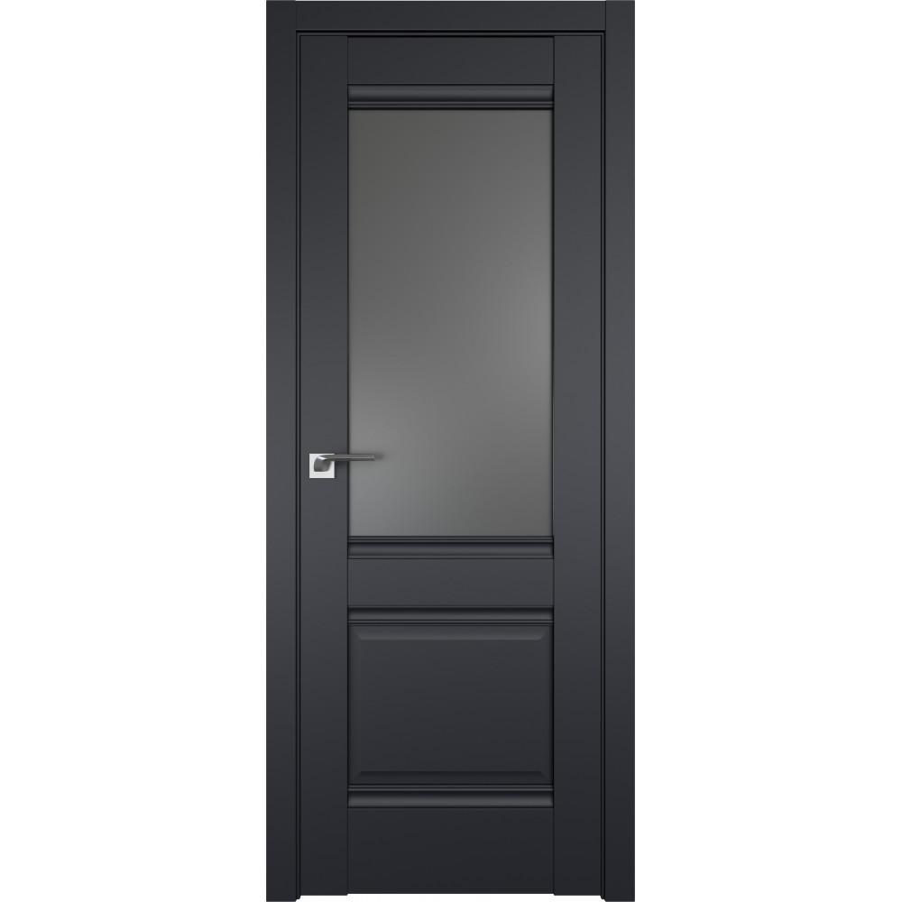 Дверь 2U Черный матовый