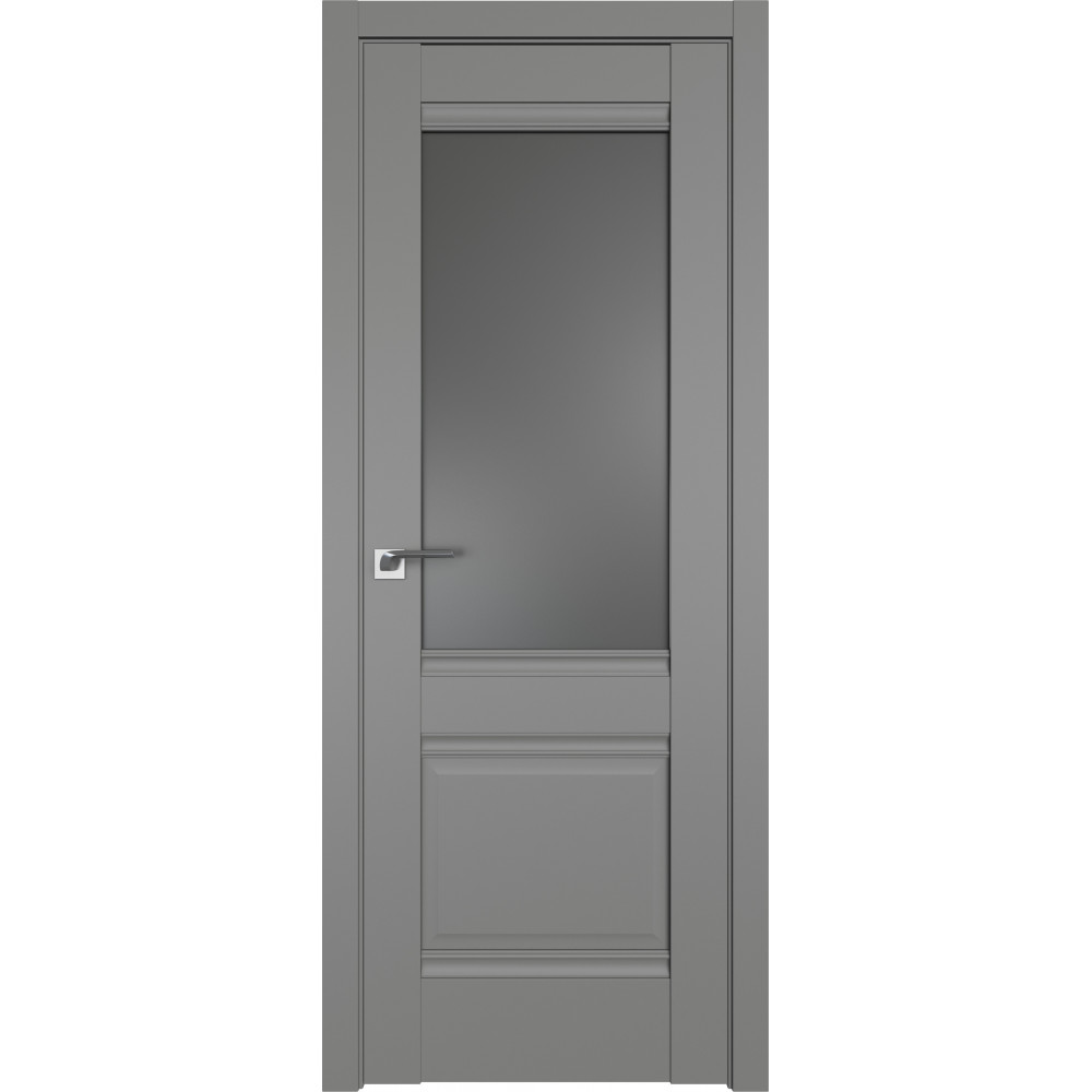 Дверь 2U Грей