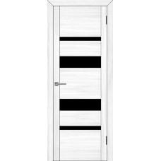 Дверь UniLine 30013 Велюр белый