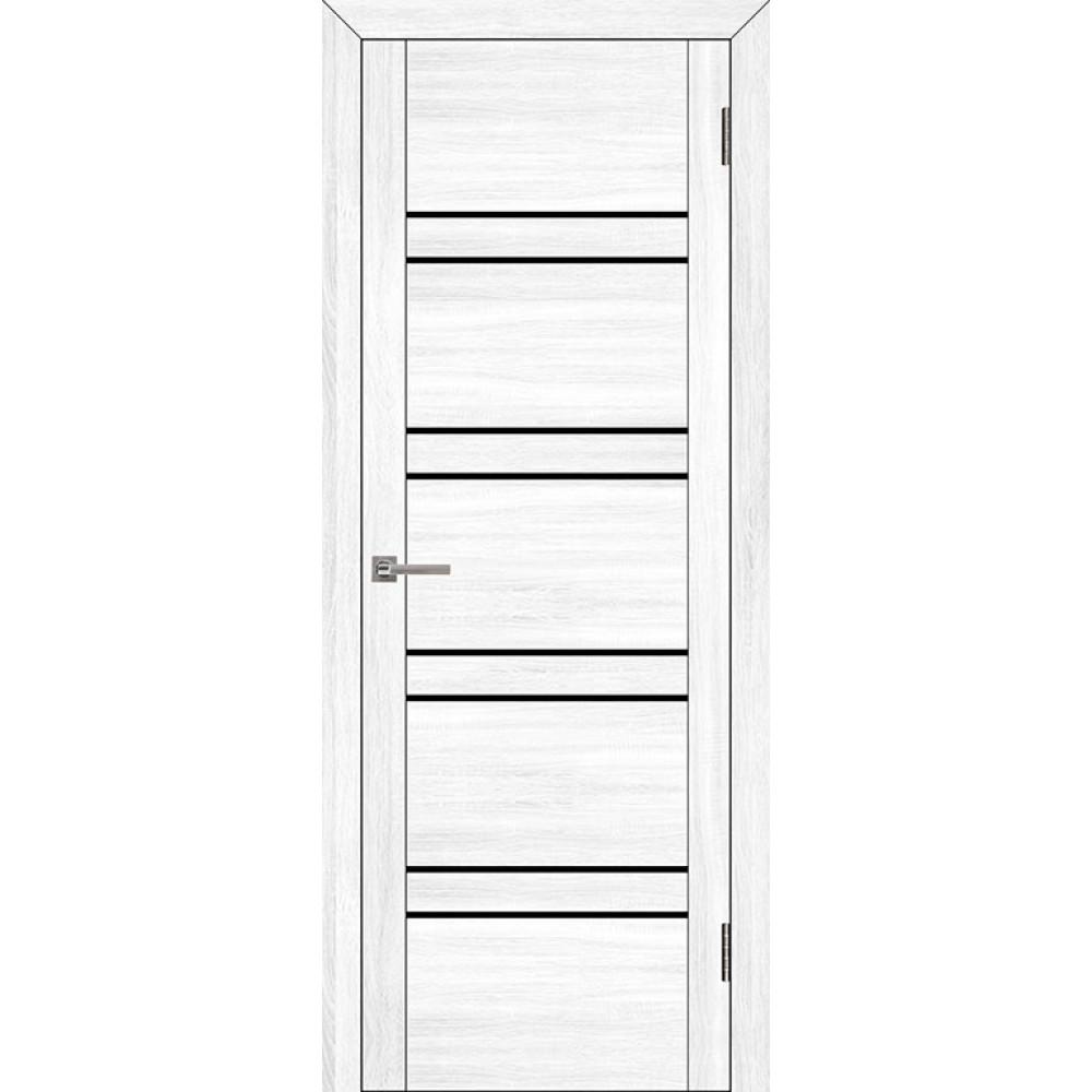 Дверь UniLine 30026 Велюр белый
