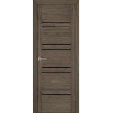 Дверь UniLine 30026 Велюр графит