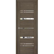 Дверь UniLine 30027 Велюр графит