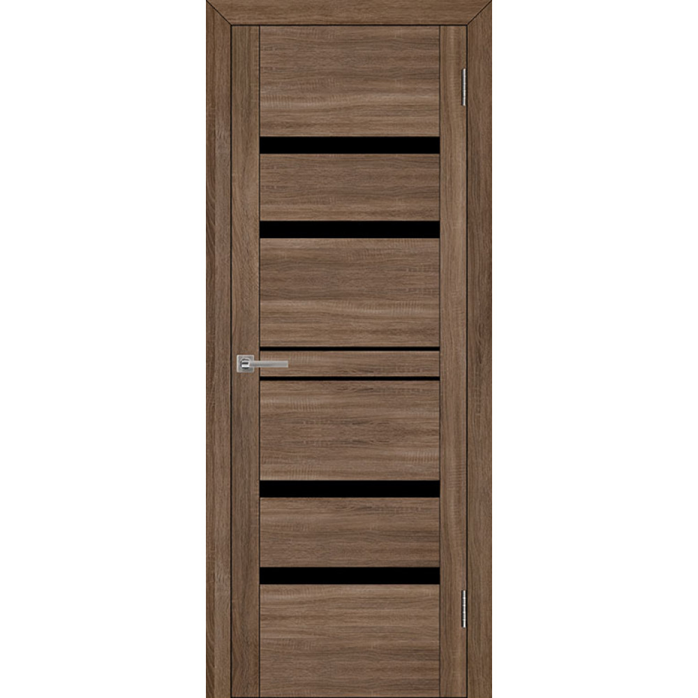 Дверь UniLine 30030 Велюр серый