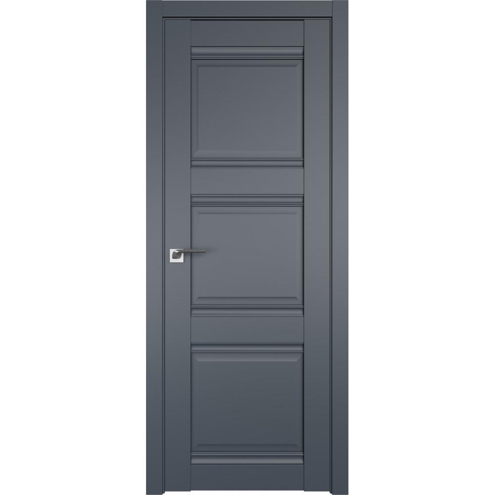 Дверь 3U Антрацит
