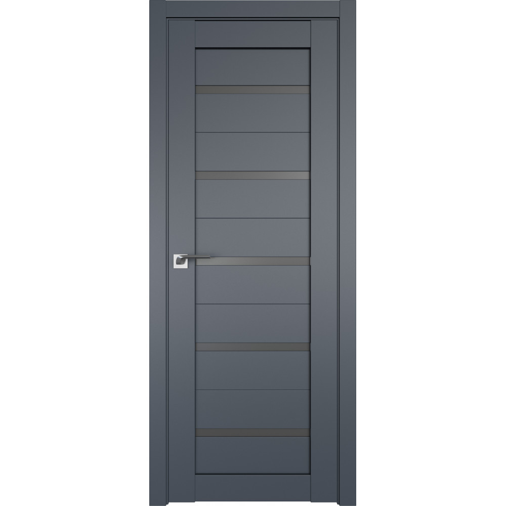 Дверь 7U Антрацит