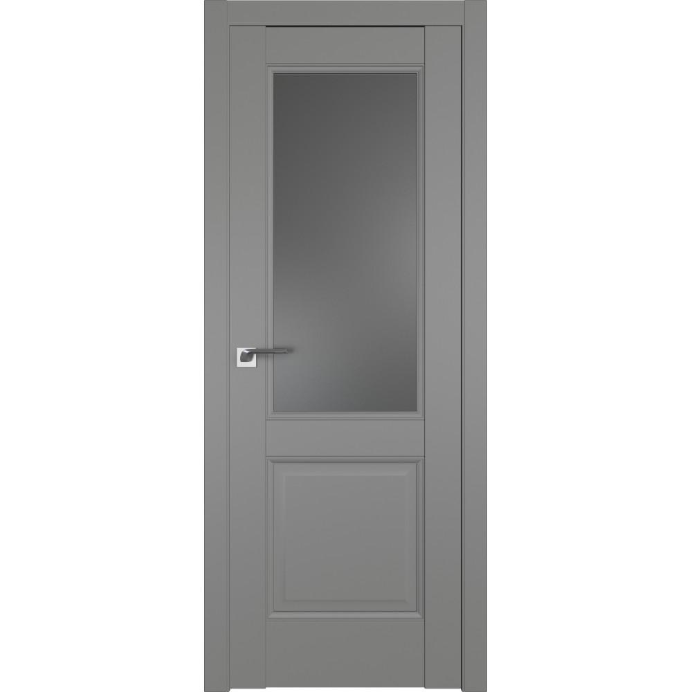 Дверь 90U Грей