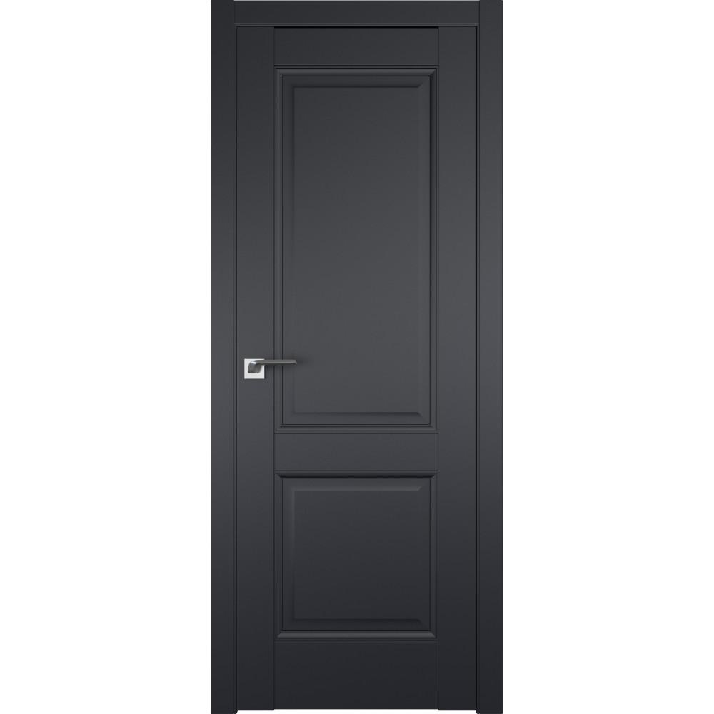 Дверь 91U Черный матовый