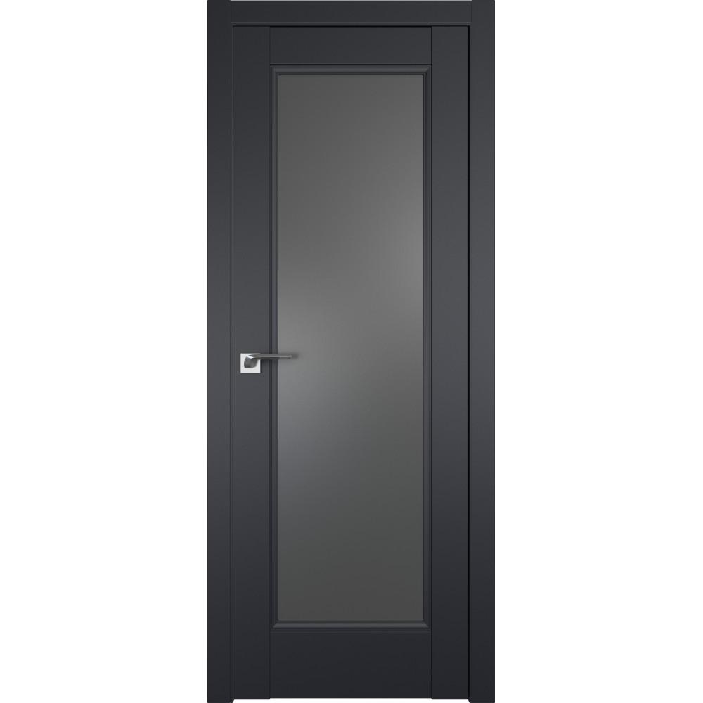 Дверь 92U Черный матовый