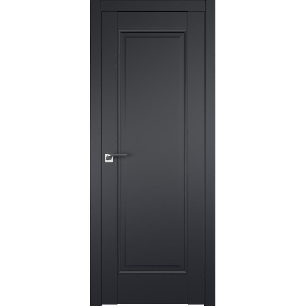 Дверь 93U Черный матовый