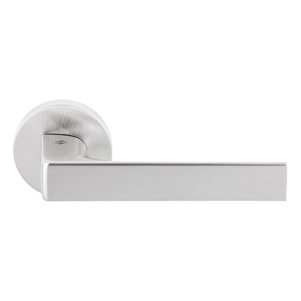 Colombo  Дверная ручка COLOMBO Robocinque ID61RSB-CM матовый хром